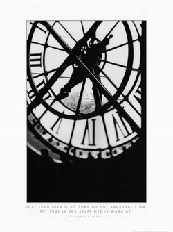 Clock_do_not_squander_time_for_that_is_t_1